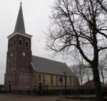 photography of church in holland